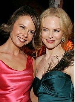 Aynı anne babadanlar ama birbirlerine hiç benzemiyorlar. İşte görenlerin inanamadığı o kardeşler...  Nicole ve Antonia Kidman